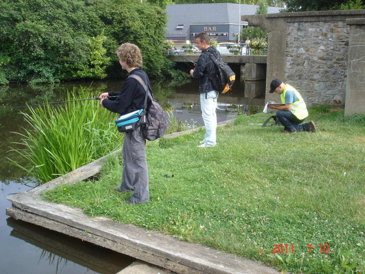OPEN STREET FISHING BETTON 2011