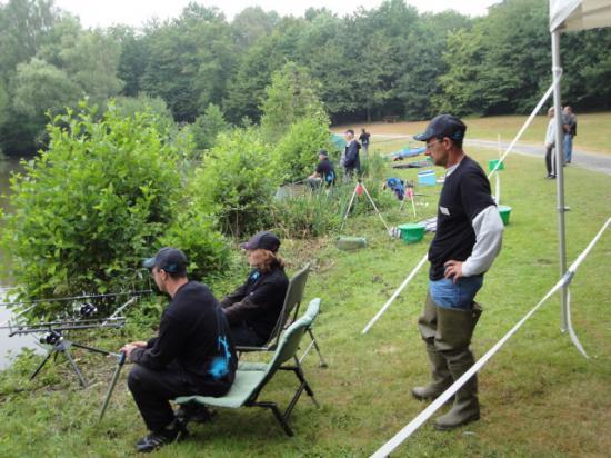 Fête de la pêche  Betton 2011 Parck des  Gayeulles à Rennes