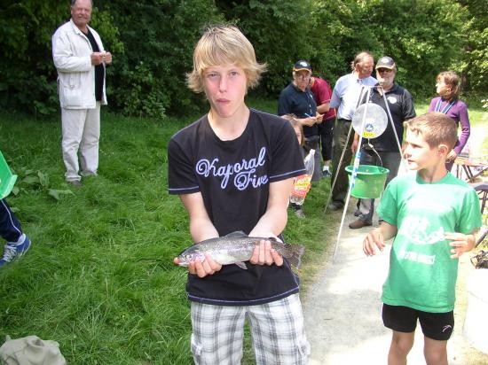 Fête de la pêche  Betton 2011