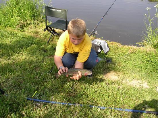 Fête de la Pêche Betton 2010