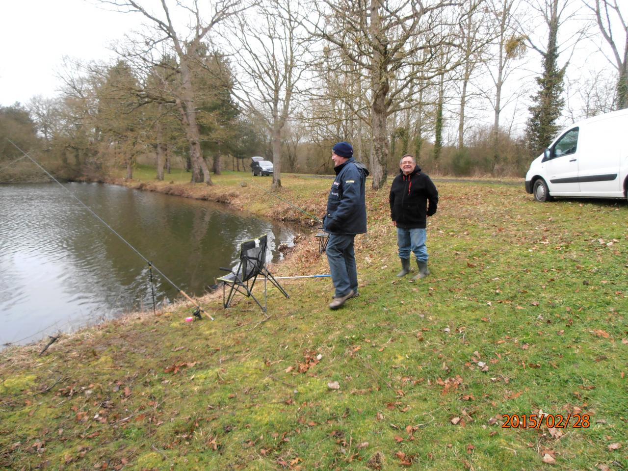 2015 Pêche à la Truite le 28.02