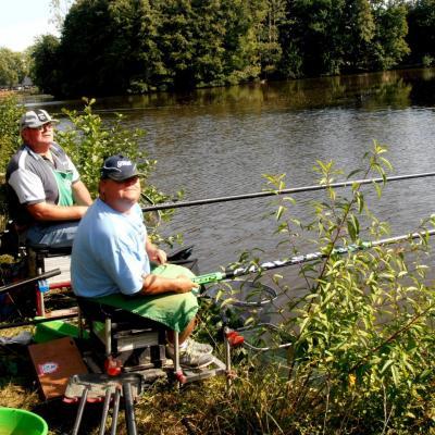 Les Marathons de Pêche Betton