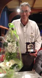 Patrick Bouget reçoit une Médaille