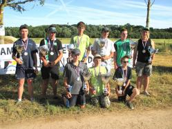 championnat de France 2ème Division Jeunes à Champtocé (49) U14 - U18 - U23