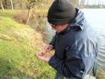 Ouverture anticipée le la pêche de la truite le 27.02