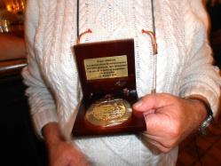 Médaille UPL